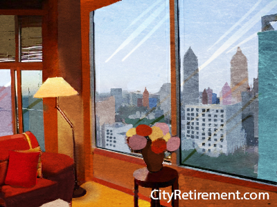 city retirement living